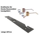 Vertikutiermesser Kraftharke 40cm Honda Rasenmäher für 41-46cm Schnittbreiten