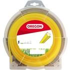 Mähfaden 2,0 mm x 155 m Oregon starline sternförmig gelb für Motorsense und Freischneider