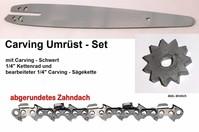 Elektro Umrüst - Sets für elektrische Carvingsägen