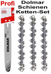 Schwert / Ketten - Kombi für Dolmar / Makita