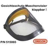 Visier Maschenvisier Oregon leichte Ausführung klappbar - Freischneider Gesichtsschutz mit Gummiband universal