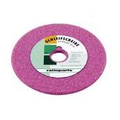 """Schleifscheibe Sägekettenschärfgerät 145 x 12,0 x 3,2 rosa weich für 3/8"""" Hobby + 0.325"""" Kettenschärfgerät STIHL"""