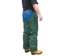 Beinlinge Gr.L 54/56 Schnittschutz rundum Form C Kl.1 alternative für Schnittschutzhose