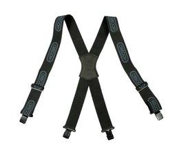 Hosenträger Oregon mit Clip - Laschen für Schnittschutz Bundhose oder Beinlinge u.a.