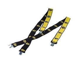 Hosenträger EIA mit breiten Clip - Laschen für Schnittschutz Bundhose oder Beinlinge u.a.