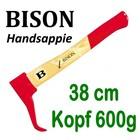 Sappie Handsappie 38cm 750g Bison Eschenstiel Forst Kurzstielsappie für Brennholz
