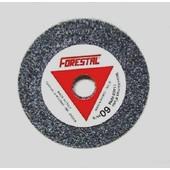 """Schleifscheibe Sägekettenschärfgerät 100 x 16,0 x 3,2 grau mittel hart für 3/8"""" Hobby + 0.325"""" Kettenteilung für Kettenschärfgerät"""
