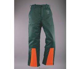 Schnittschutzhose Bundhose Gr. 66 Forest-Jack Schnittschutz - A - vorn Klasse 1