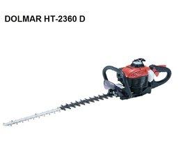 Heckenschere Dolmar HT-2360 60cm Schnittlänge Benzin - Motorheckenschere mit 2-Takt Motor