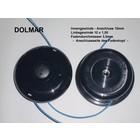 Fadenkopf Dolmar MS 352.4 U - MS 352.4 C 3,0mm Faden mit 10 X 1,00 Linksgewinde an Freischneider Motorsen