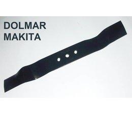 Rasenmähermesser Dolmar PM 410 / 411 ab Modell 2010 + Makita PLM 4110 / PLM 4120 / N Mulchmesser