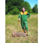 Forstjacke Waldarbeiter Jacke Standard ohne Schnittschutz Gr. 54