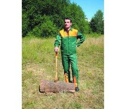 Forstjacke Waldarbeiter Jacke Standard ohne Schnittschutz Gr. 62