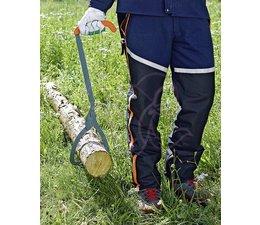 Vorlieferzange BAHCO / EIA 200mm Maulweite L. 600mm Forst Packzange Schleppzange für Stammholz 180° Griff - Copy