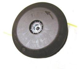 Freischneider Fadenkopf Partner 200 203 205 B 325 10 x 1,25mm links Innengewinde 130mm Durchmesser Tap&Go