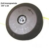 "Fadenkopf Partner B 325 m. Zoll links-Innengewinde 3/8"" x 24 Durchmesser 130mm Tap&Go"