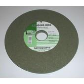 """Schleifscheibe Sägekettenschärfgerät 145 x 22,3 x 4,5 grün hart für 3/8"""" Profi + 0.404"""" von RP für diverse Schärfgeräte"""
