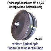 Fadenkopf Honda UMT20 UMT24 UMT28 UMT32 UMT40 UMT41 UMT422 UMT431 UMT45 UMT51 8X1.25 Li.Außengewin.