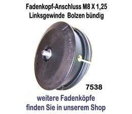 Fadenkopf Honda UMT20 UMT28 UMT32 UMT40 UMT41 UMT422 UMT431 UMT45 UMT51 8X1.25 Li. Außengewinde