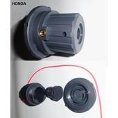 Fadenkopf Honda UMS 425E Motor-Trimmer Freischneider mit gebogenem Schaft rechtsdrehend original Teil