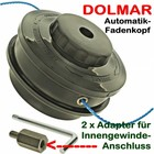 Fadenkopf Dolmar MS 30 MS 31 MS 340 MS 4510 Automatik-Kopf für Motorsense / Freischneider