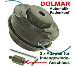 Freischneider Fadenkopf Dolmar MS-30 + MS-31 + MS-340 + MS-4510 Automatik-Kopf für Motorsense