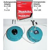 Fadenkopf Makita DUR182L + ER2550LH + EM2651UH + EX2650LHM + EX2650LHM Freischneider