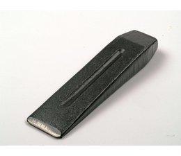 Forst-Spaltkeil Stahlkeil Keil zum Holzspalten L 260 x B 60 x H 40 mm 3 Kg für Brennholz geschmiedeter Stahl