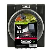 Mähfaden Oregon Square-Nylium 3,0mm x 40m für Motorsense Mähkopf Oregon Standard gut geeignet
