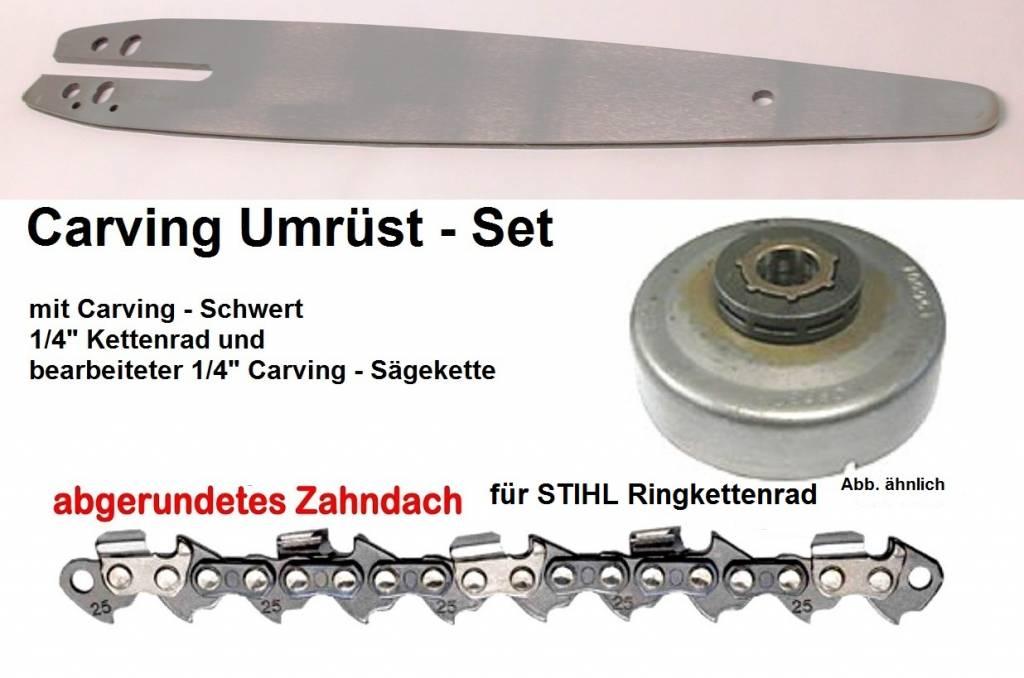 Sägekette Ersatzkette 30 cm für STIHL 025 MS 250