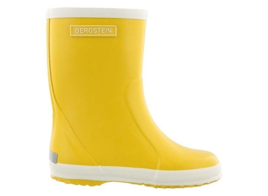Bergstein rainboot geel