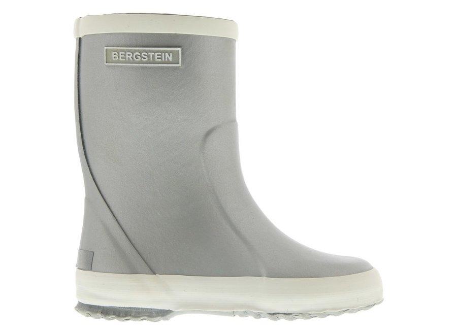 Bergstein rainboot zilver