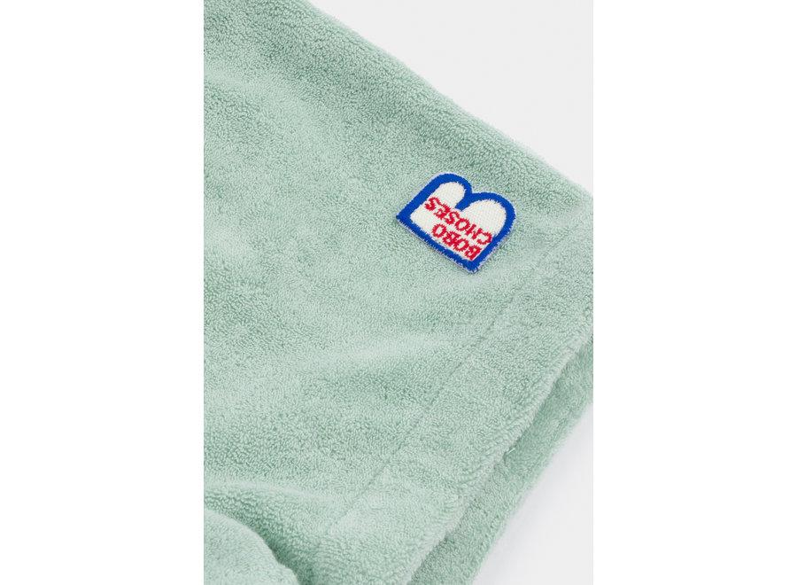 Bobo Choses B.C. terry towel shorts