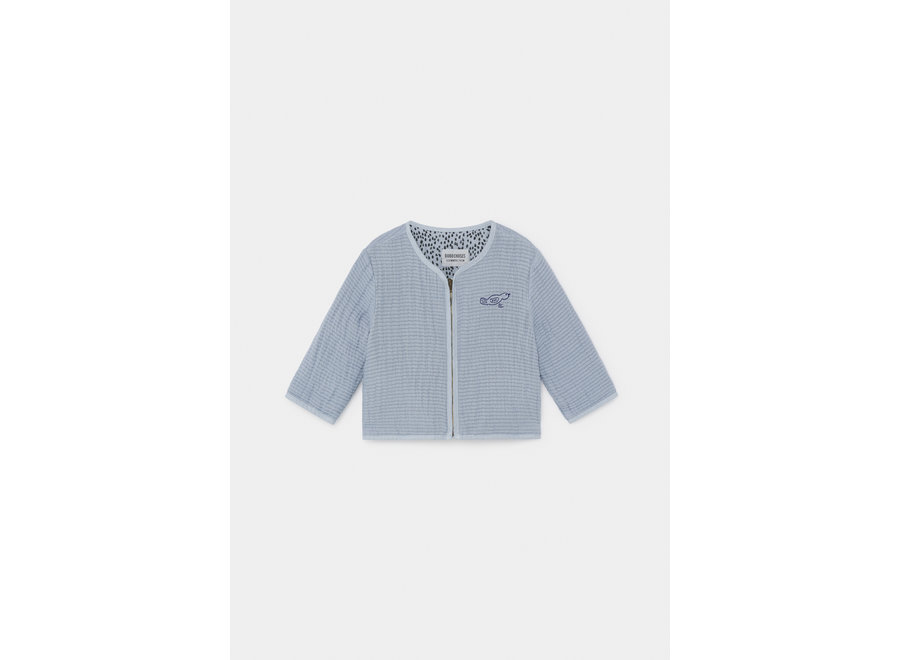 Bobo Choses bird zipped jacket
