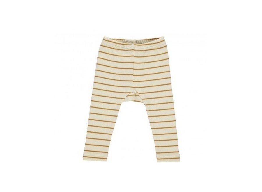 MarMar Copenhagen pants modal Paxi Pumkin Pie stripe