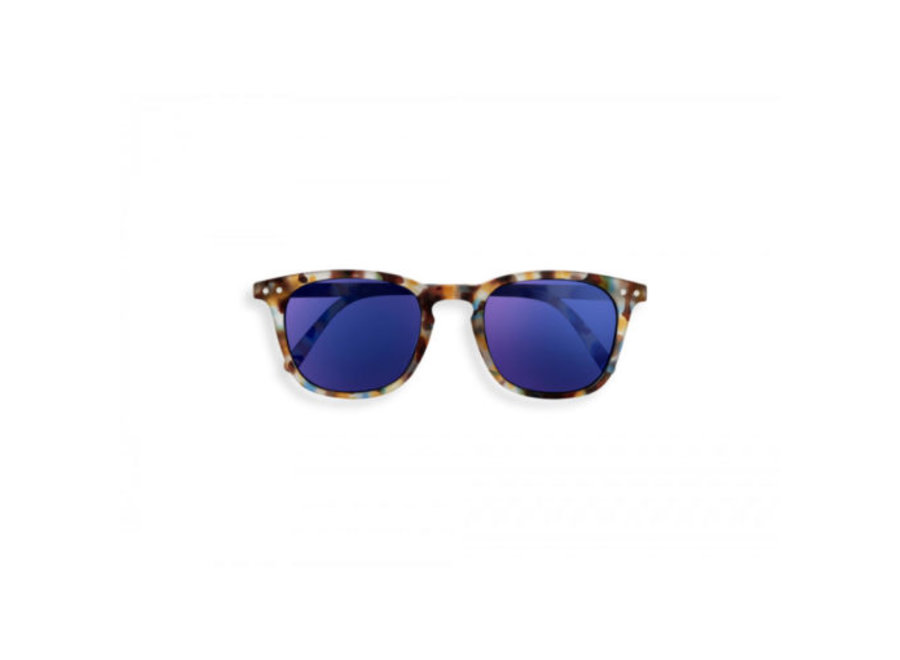 Izipizi Sun E junior Blue Tortoise mirror