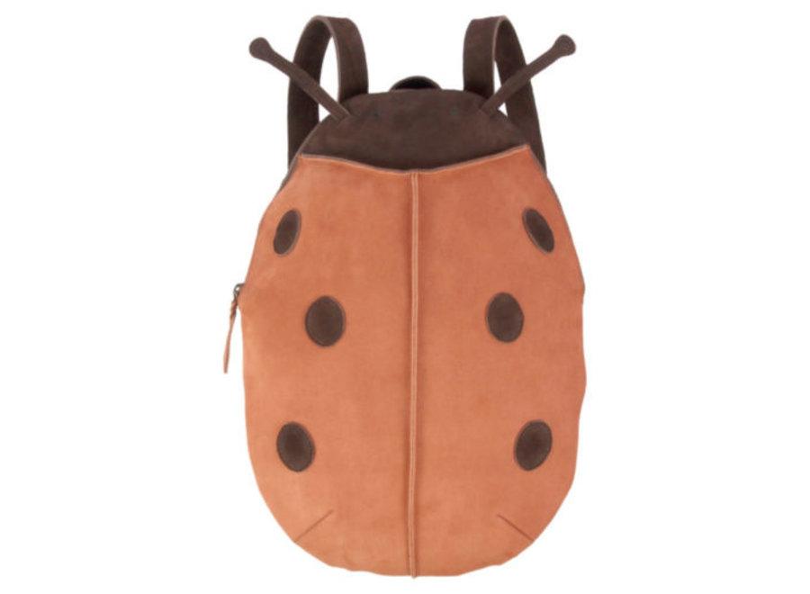 Donsje Benjie Schoolbag Ladybird