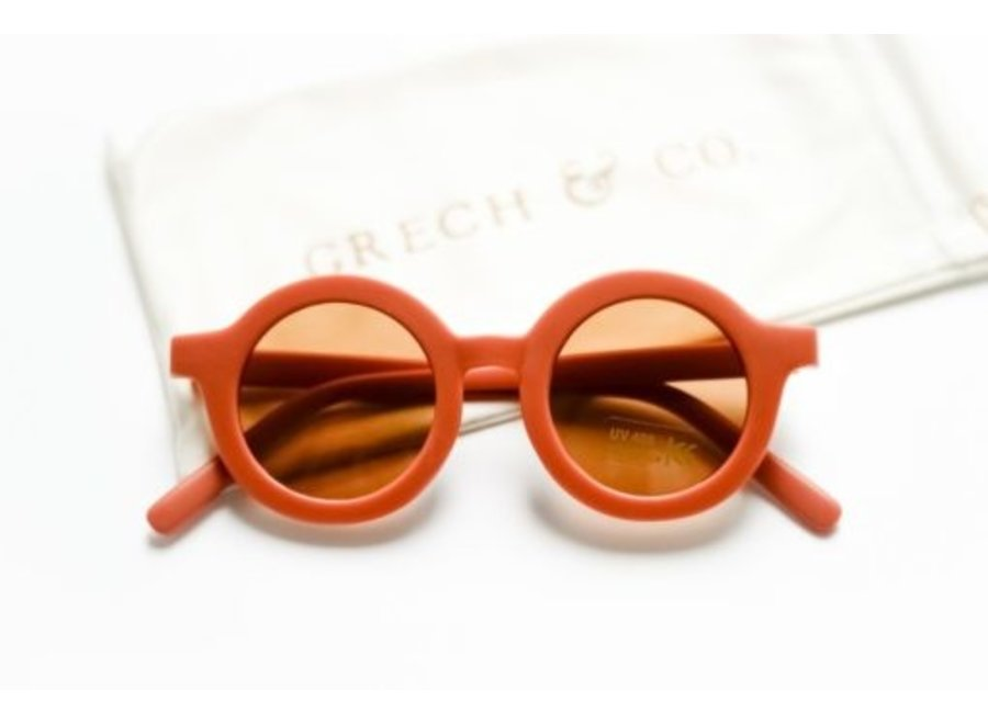 Grech & Co. sustainable sunglasses Burn