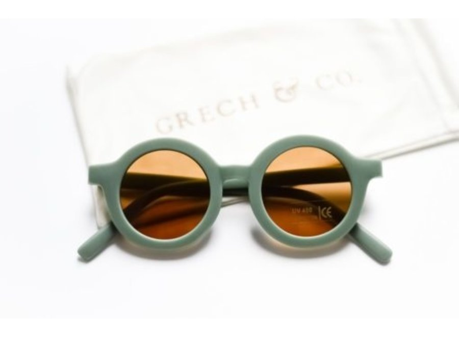 Grech & Co. sustainable sunglasses Fern