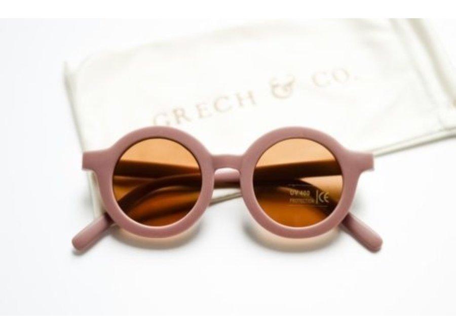 Grech & Co. sustainable sunglasses Burlwood