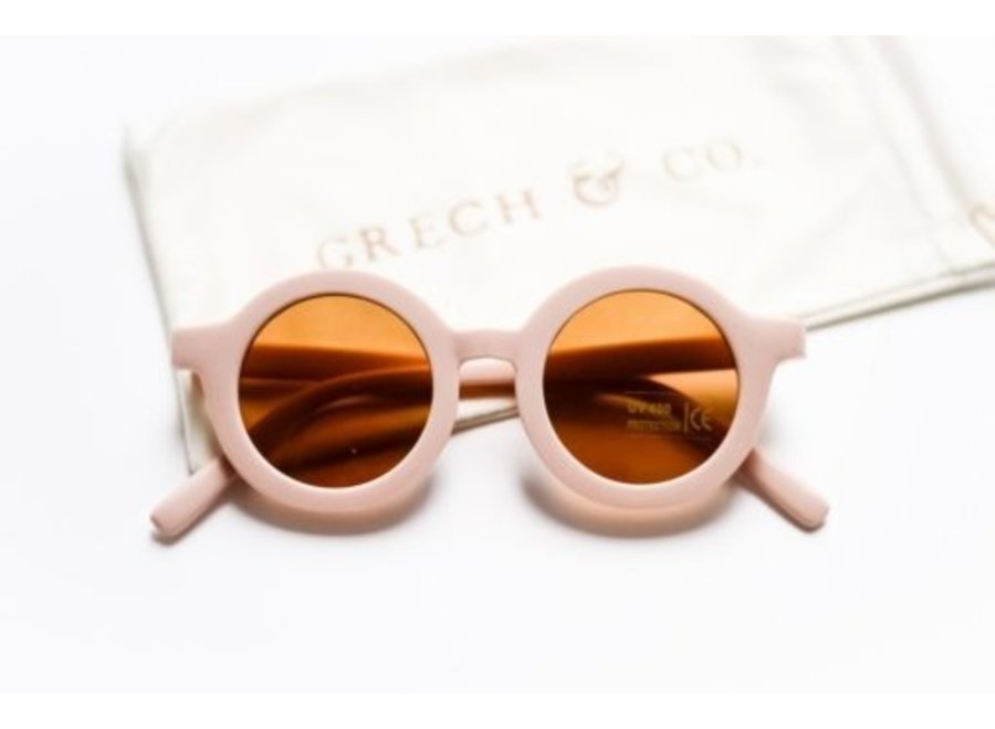 Grech & Co. sustainable sunglasses Shell
