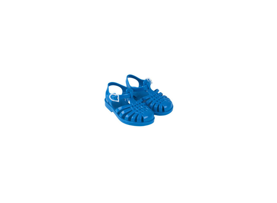 Tinycottons jelly sandals blue