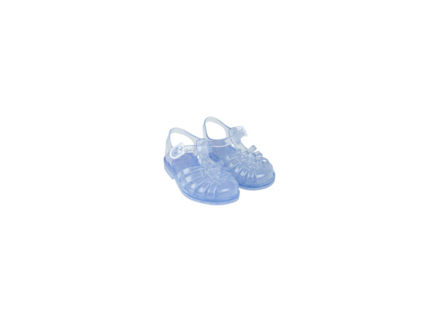 Tinycottons jelly sandals transparent