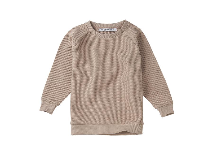 Mingo sweater favo Fawn