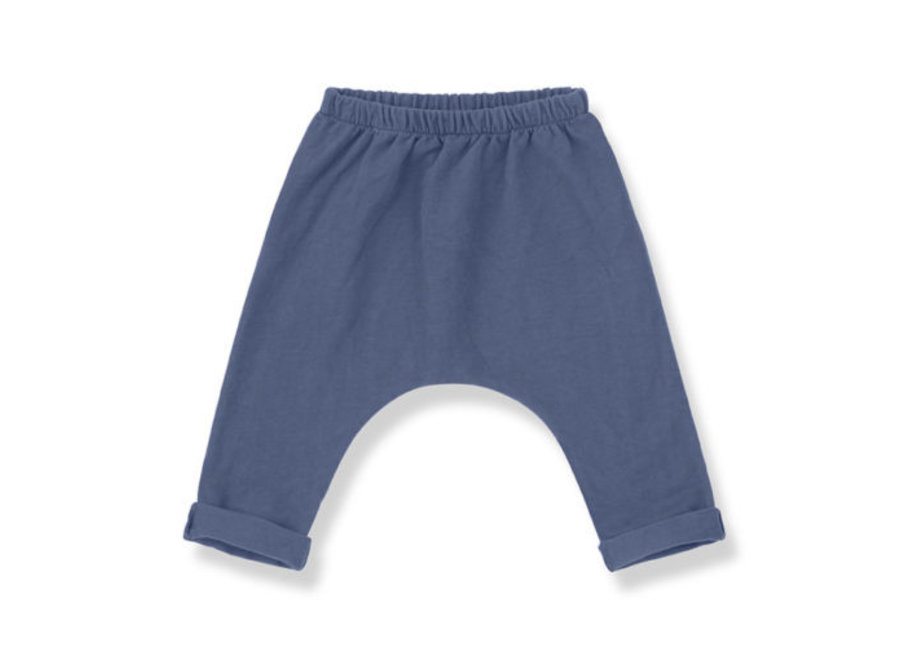 1 + in the Family Matera baggy pants azzurro