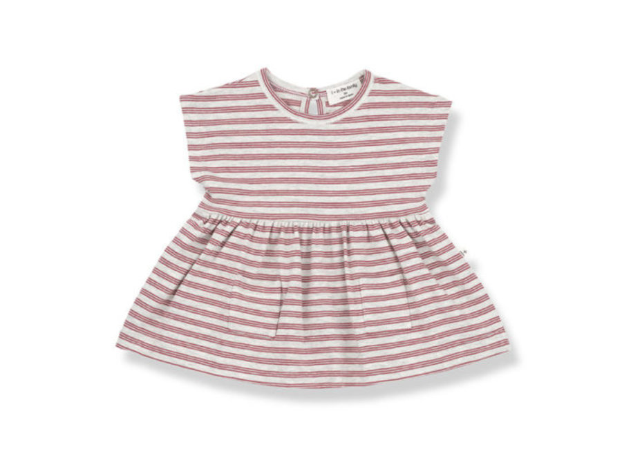 1 + in the Family Grasse dress red