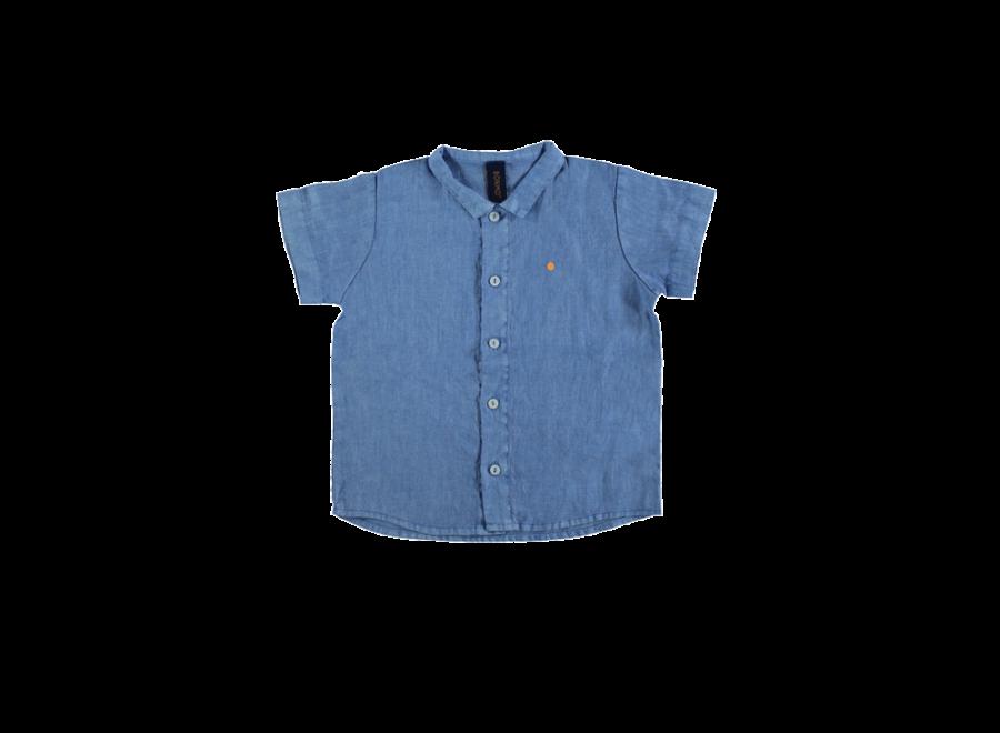 Bonmot shirt button dot
