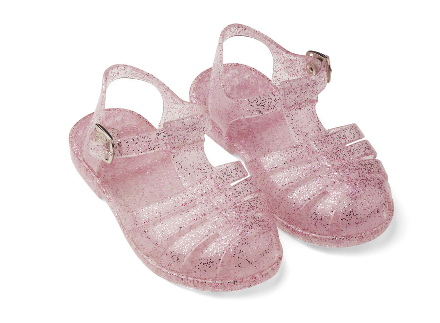 Liewood Bre sandals glitter rose