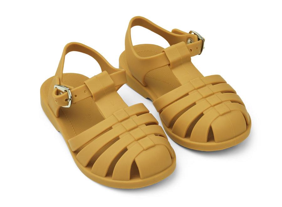 Liewood Bre sandals Mellow Yellow