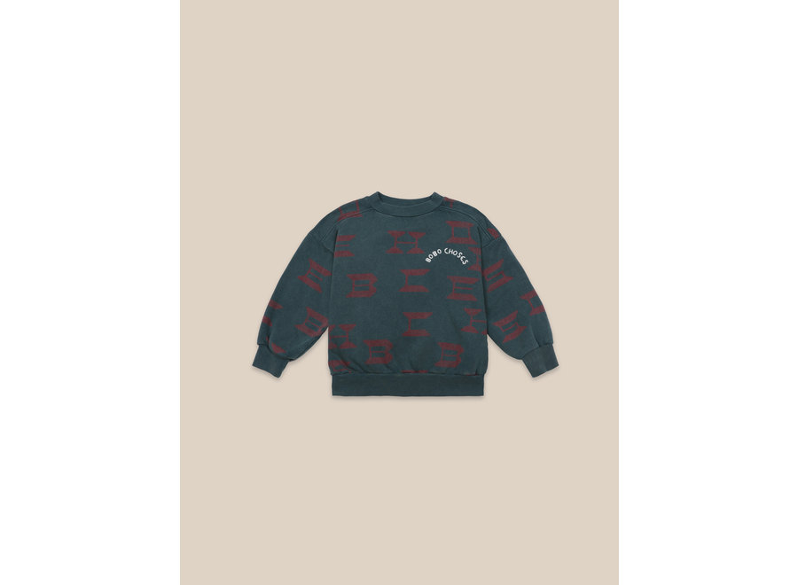 Bobo Choses All Over Sweatshirt